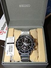 Seiko Spirit Smart SBPY119 Solar Chronograph (NEW 100%)