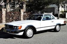 1972-1989 Mercedes 280 300 380 450 500 560 SL SLC 5.0 Fender Trim (Long Style)
