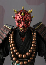 MOVIE REALIZATION STAR WARS DARTH MAUL ACTION FIGURES BOX PACKED