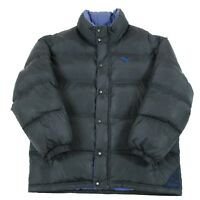 Vintage PUMA Duck Down Fill Puffer Jacket | Men's S | Coat Puffa Retro 90s