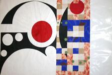 Vintage cubist modernist print collage