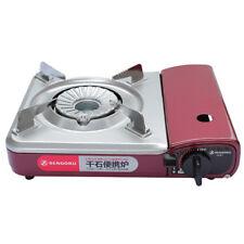Gas Butane Cassette Furnace Camping Outdoor Stove BBQ Cooking Portable SENGOKU