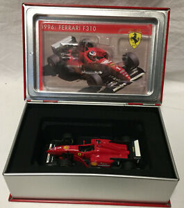 Ixo 1:43: La Storia - Ferrari F 310 1996 #1  Michael Schuhmacher