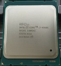 Intel Core i7-4960X Processor Extreme  (15M Cache,up to 4.00 GHz) SR1AS QS