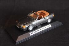 AMR (Paris) Mercedes-Benz 300 SL W129R 1989 1:43 metallic grey (JS)