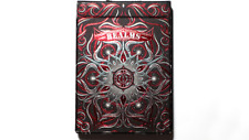 Bicycle Realms (Red) Playing Cards - Magic Tricks