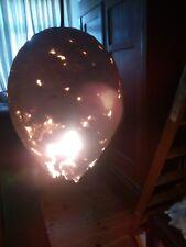 Lampenschirm für die Hängelampe aus Pappmaché  Unikat