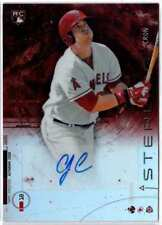 C.J. CRON 2014 BOWMAN STERLING ORANGE REFRACTOR AUTOGRAPH # 75/75 AUTO RC 1/1 ??