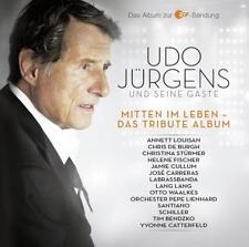 Udo Jürgens und seine Gäste / Mitten im Leben - Das tr. Album (NEU/OVP,)