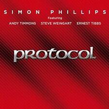 Simon Phillips - Protocol III (NEW CD)