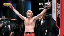 More details for paddy 'the baddy' pimblett rc rookie card 2021 panini instant ufc 34 preorder