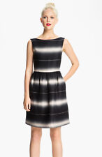 BNWT MARC BY MARC JACOBS soie mélange robe noir Shift $458 UK 8 USA 2