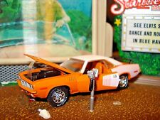 1971 PLYMOUTH HEMI'CUDA 426 LIMITED EDITION 1/64 VITAMIN C ORANGE M2 60'S MUSCLE