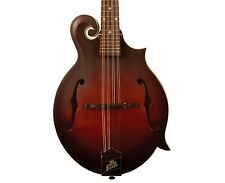 "New!The Loar LM-310F-BRB ""Honey Creek"" F Mandolin Satin Brown"