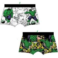 Boxer homme ,  100% coton ,  HULK , 2 modèles , taille  L ou XL + masque lavable