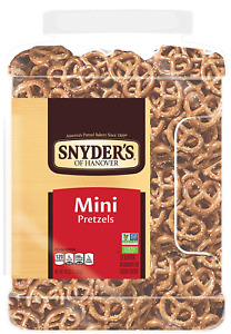 Snyder's of Hanover Mini Pretzels, 40 Ounce