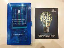 Sunfounder Project 1602 LCD Starter Kit For Arduino Uno R3 Mega2560 NEW UK