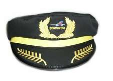 Southwest Airlines Souvenir Pilot Crew Child Kid Hat