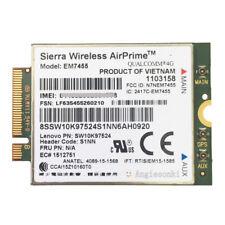 Lenovo Thinkpad X260 T460 P70 Sierra Wireless Airprime EM7455 4G LTE WWAN Module