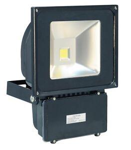 Eagle Waterproof IP65 Black Flood Light 70W LED Security Light Ultra Bright