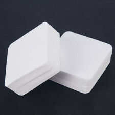100PCS Nail Art Removal Wipes Manicure Gel Polish Cleaner Lint Free Paper Pads
