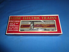 K-Line #K-25-7513 Erie and Lackawanna Reefer in Box. NIB