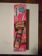 BIGGEST SALE! ARM & HAMMER KID'S SPINBRUSH MY WAY CRAZY WRAPZ DECORATE 23 WAYS !