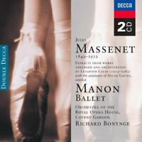 Massenet - Manon ( Comp )/ Roh / Bonynge Df2 Neue CD