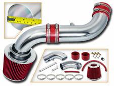 Short Ram Air Intake Kit + RED Filter for 07-09 Dodge Nitro 3.7L V6