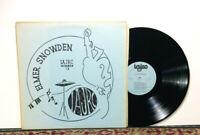 Elmer Snowden, Jazz Collection - Volume 12, LP 1974 - Rare - NM Vinyl