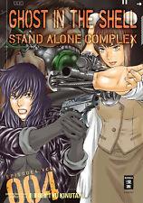 Ghost in the Shell: STAND Alone Complex 4-EMA/Egmont-MANGA-Merce Nuova