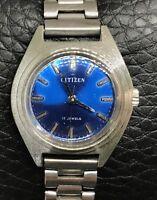 Citizen Cal. 2302 Fonctionnel 26 mm Vintage Montre Watch Hand Manuel Femme MAG2