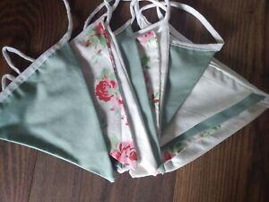 Cath Kidston Bunting Rosali White high quality hand made bunting wedding vintage