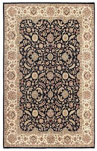 10X14 ft Handmade Extra Large Carpet Hand Knotted Wool Rug Oriental Bedroom Rugs