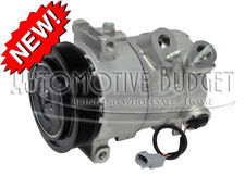 A/C Compressor w/Clutch for Dodge Caliber Jeep Compass & Patriot - NEW