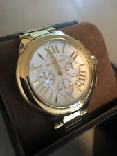 michael kors gold watch womens