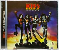 KISS CD - REMASTERED - DESTROYER - 1997 - KISS MERCHANDISE - C191701