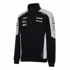 Sahara Force India Team Zip Sweat