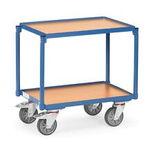 LxBxH 1140 x 500 x 890 mm Tischwagen mit 4 Lenkrollen Tragkraft 250 kg