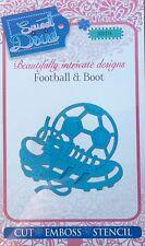 6Sweet Dixie Football & Boot die SDD114