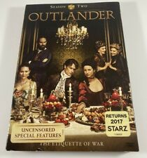 Outlander: The Complete Second Season (DVD 2016)