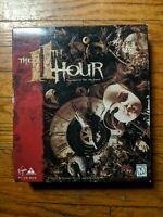 The 11th Hour: The Sequel to The 7th Quest (PC, 1995) Big Box Game