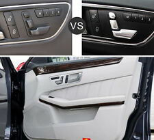 2012-15 For Mercedes ML W166 / GL X166  Quality ABS Seat Adjustment Button Trim