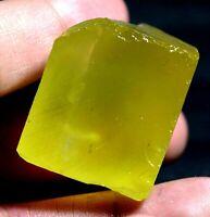 279.0 Ct Natural Lemon Citrine Specimen Facet Rough Untreated Best Quality