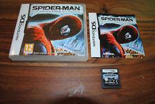 Jeu SPIDER-MAN AUX FRONTIERES DU TEMPS pour Nintendo DS COMPLET