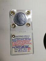 REPUBBLICA ITALIANA - MONETA 100 LIRE - 1982- MINERVA - RIGA  METALLO- SPL. N28