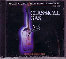 MASON WILLIAMS & MANNHEIM STEAMROLLER Classical Gas 1987 American Gramaphone CD