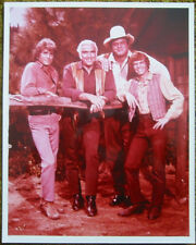 Bonanza Photographs Michael Landon Lorne Greene