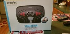 Homedics vibration foot massager with heat