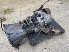 Land Rover 90 110 V8 LT85 Manual Gearbox+transfer+mounts. Defender